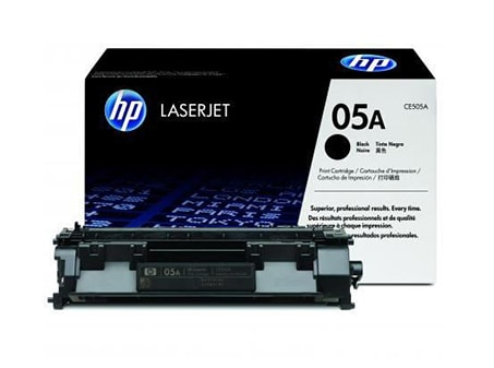 TONER ORIGINAL HP CE505A